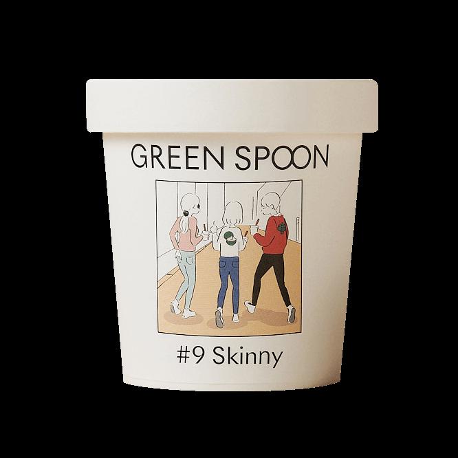 GREEN SPOON(グリーンスプーン)のスムージー♯9 Skinny