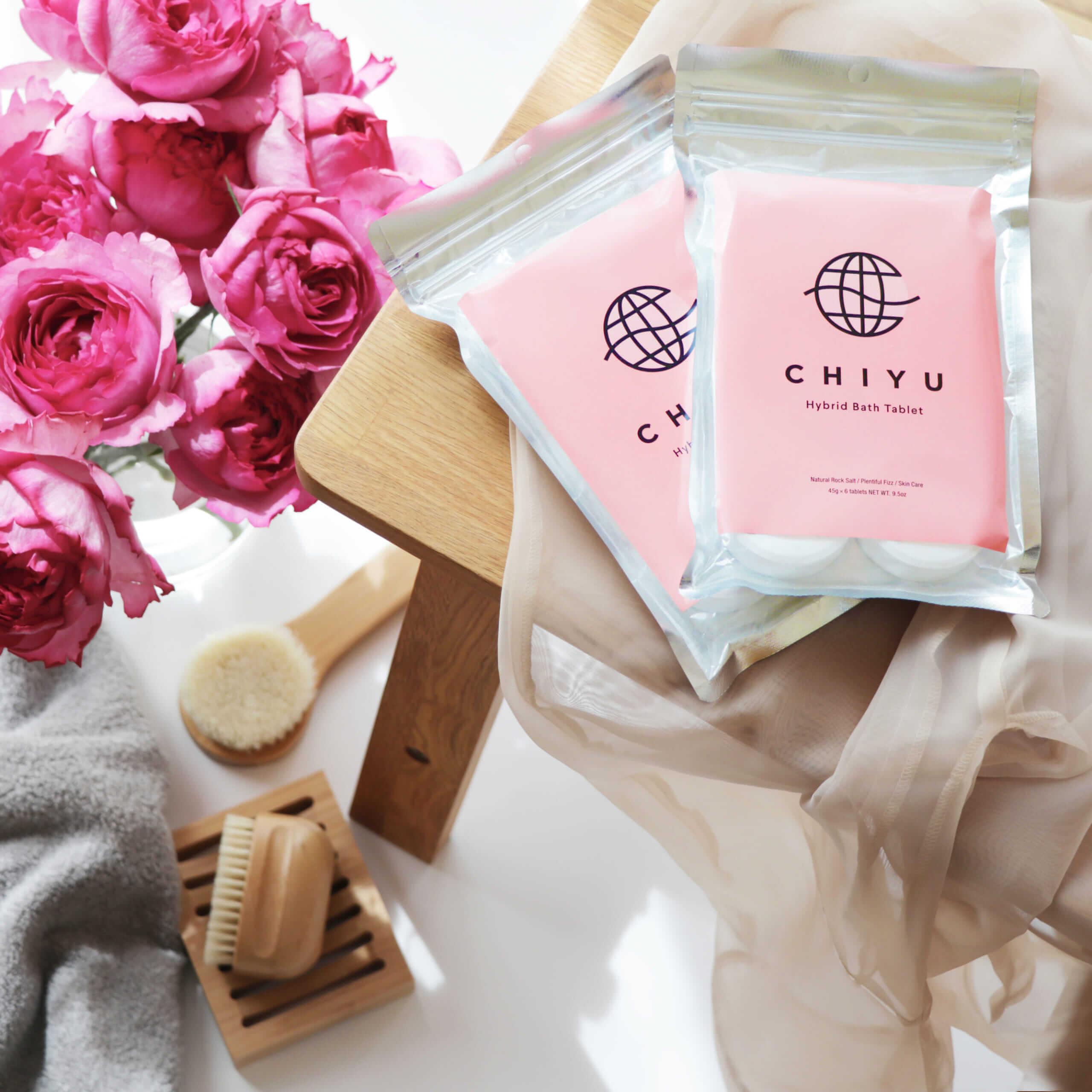 「CHIYU(チユ)」のバスタブレット