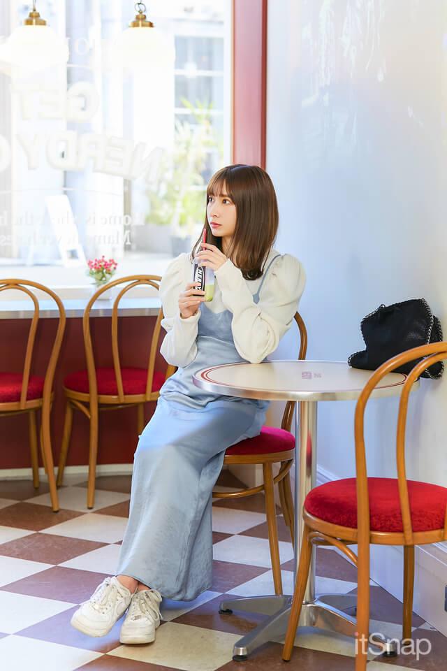 T大学二年・まこサン/20歳(160cm)