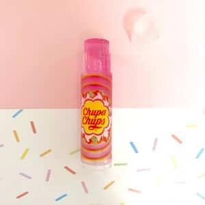 デリシャスリップクリーム ストロベリークリームの香り 5g ¥550(税込み)
