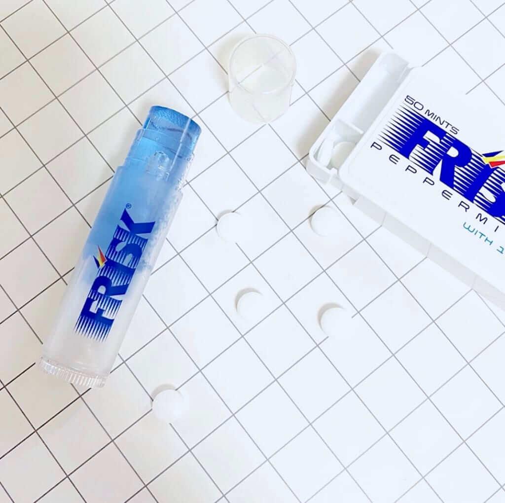 フリスクリップクリーム クラシックミントの香り/¥500(税抜き)