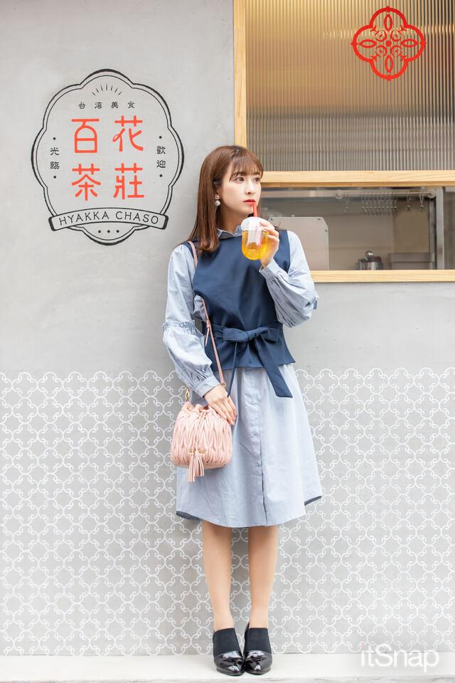 フリーモデル・宮脇理子サン/24歳(156cm)