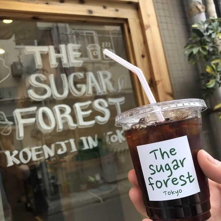 アイスコーヒー/¥450(税込み)