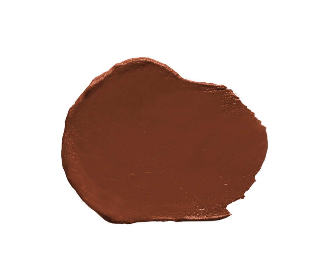 アディクション ザ マット リップ リキッド009 Peruvian Brownの色だま