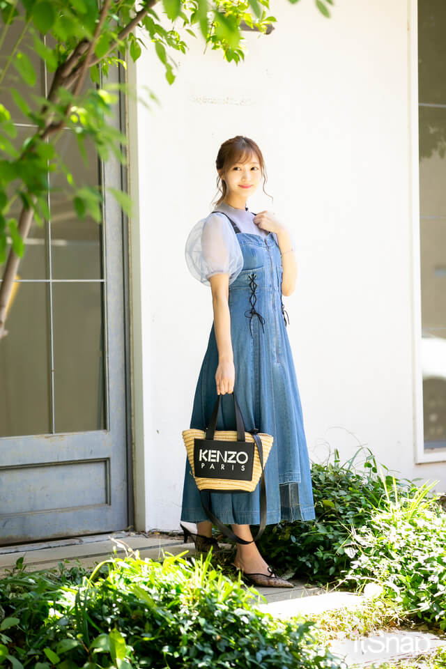 女優、タレント・和田瞳サン/25歳(161cm)