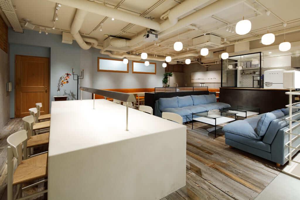SHIRO CAFE(シロ カフェ)の店内