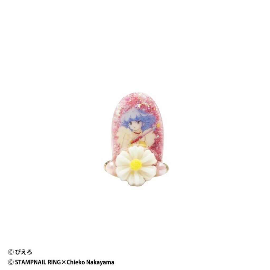 魔法の天使クリィミーマミ Design Ring 001 ¥3,025(税込み)