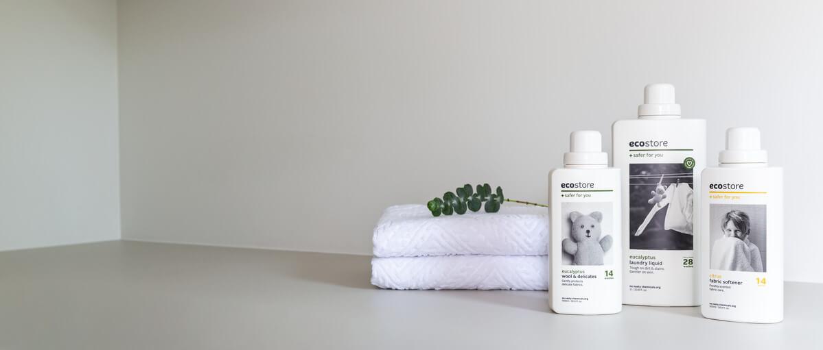 ecostore(エコストア)の洗剤&柔軟剤
