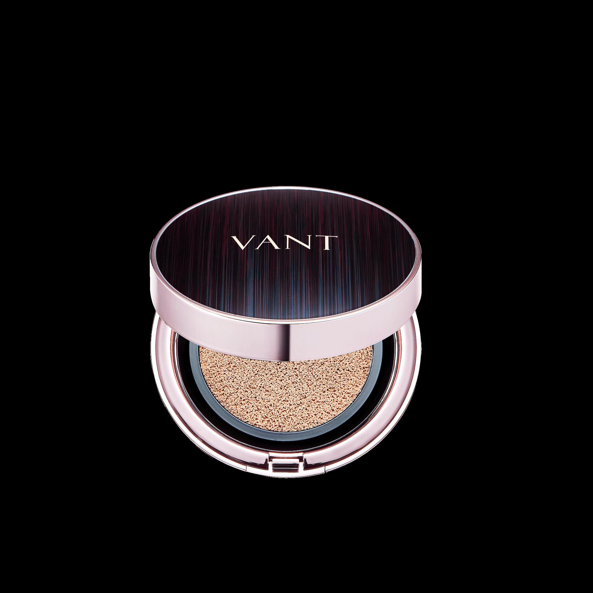 韓国コスメ「VANT36.5(バント)」のギャラクシーダブルカバークッション/¥3,400(税抜き)