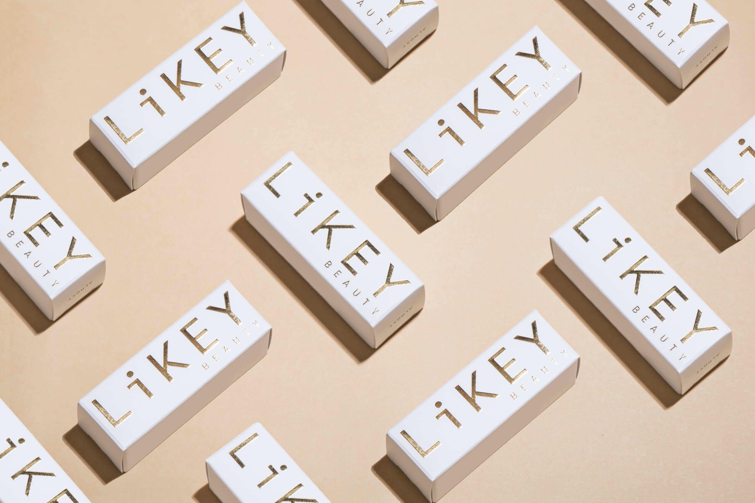 LiKEY BEAUTY(ライキービューティー)のリップのパッケージ