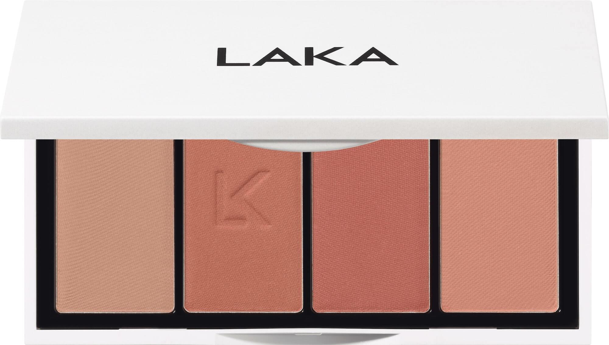 最新韓国コスメ「LAKA(ラカ)」のジャストアイパレットの05.LOTUS/¥2,600(税抜き)