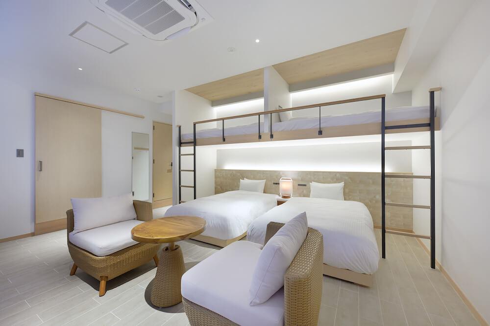 THIRD石垣島のツインルーム