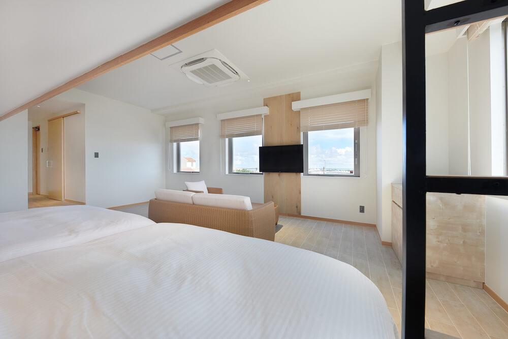 THIRD石垣島のファミリールーム