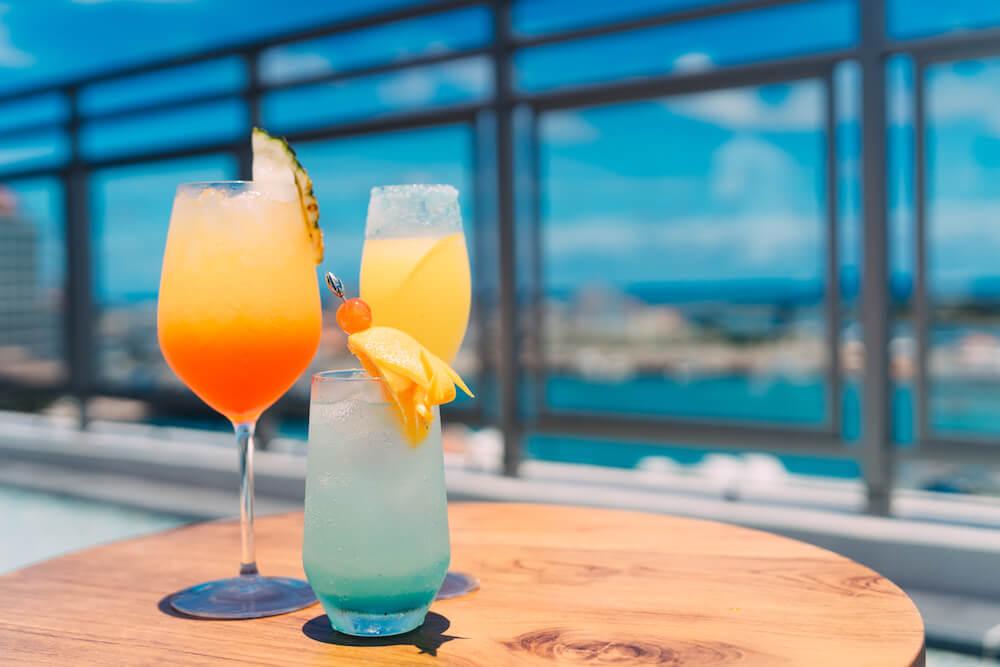 THIRD石垣島のカクテル