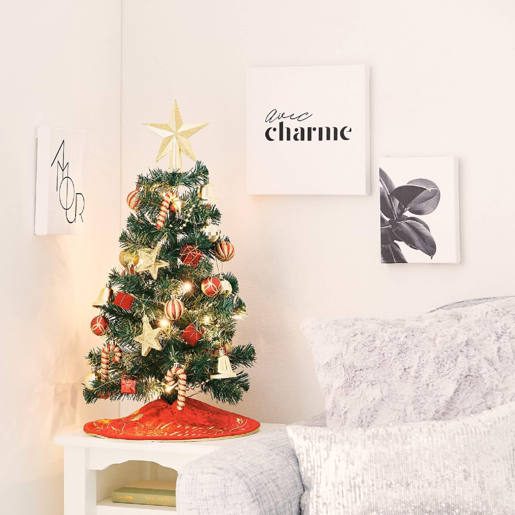 クリスマスツリー スターターセット60/¥5,000(税抜き)
