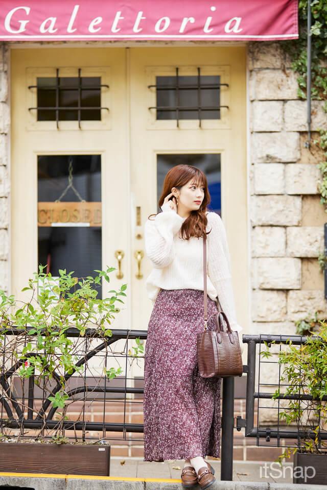 11/12(木)公開 :S大学二年・藤田玲奈サン/20歳(158cm)