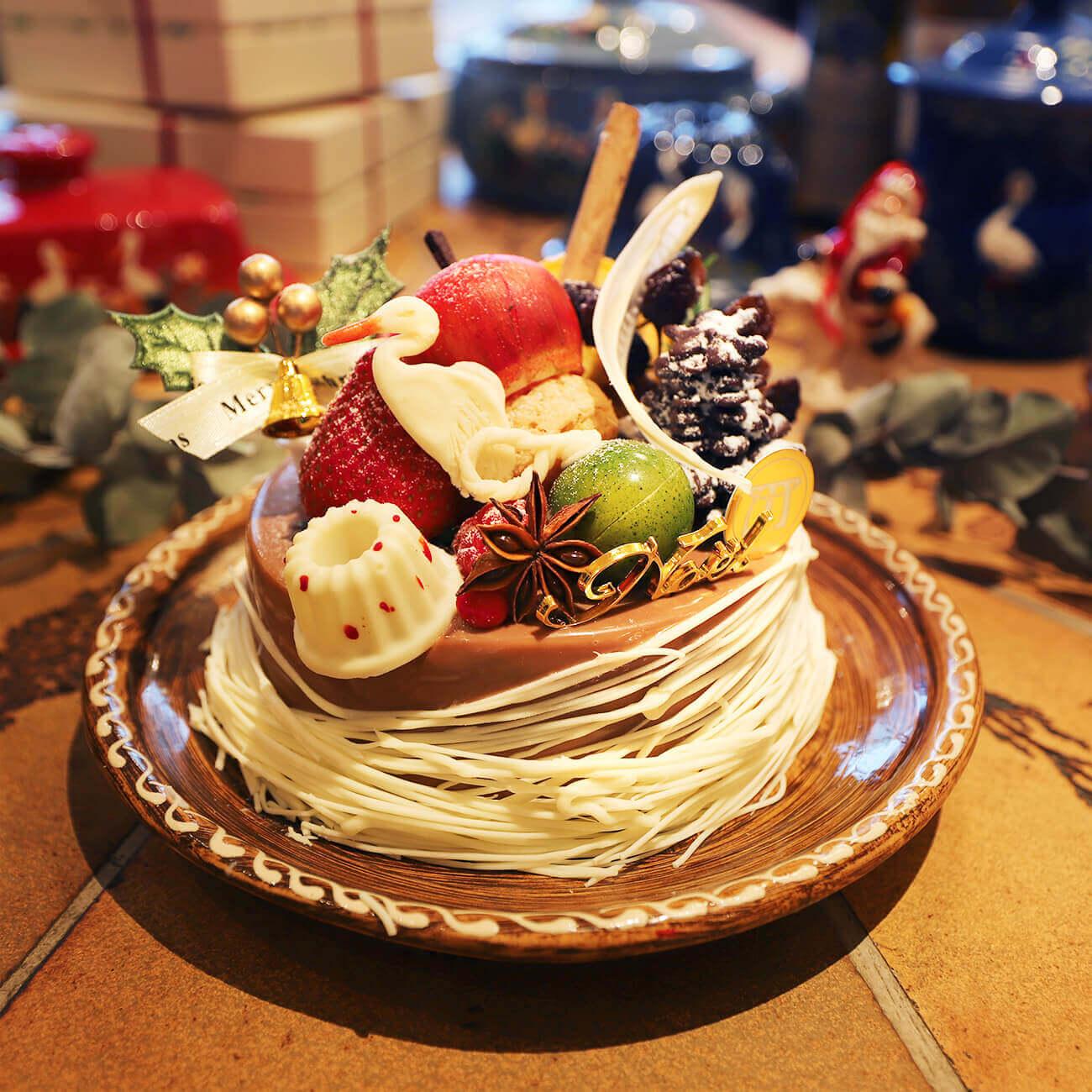 スペシャリテ「コウノトリの巣」5号サイズ/ ¥5,000円(税抜き)