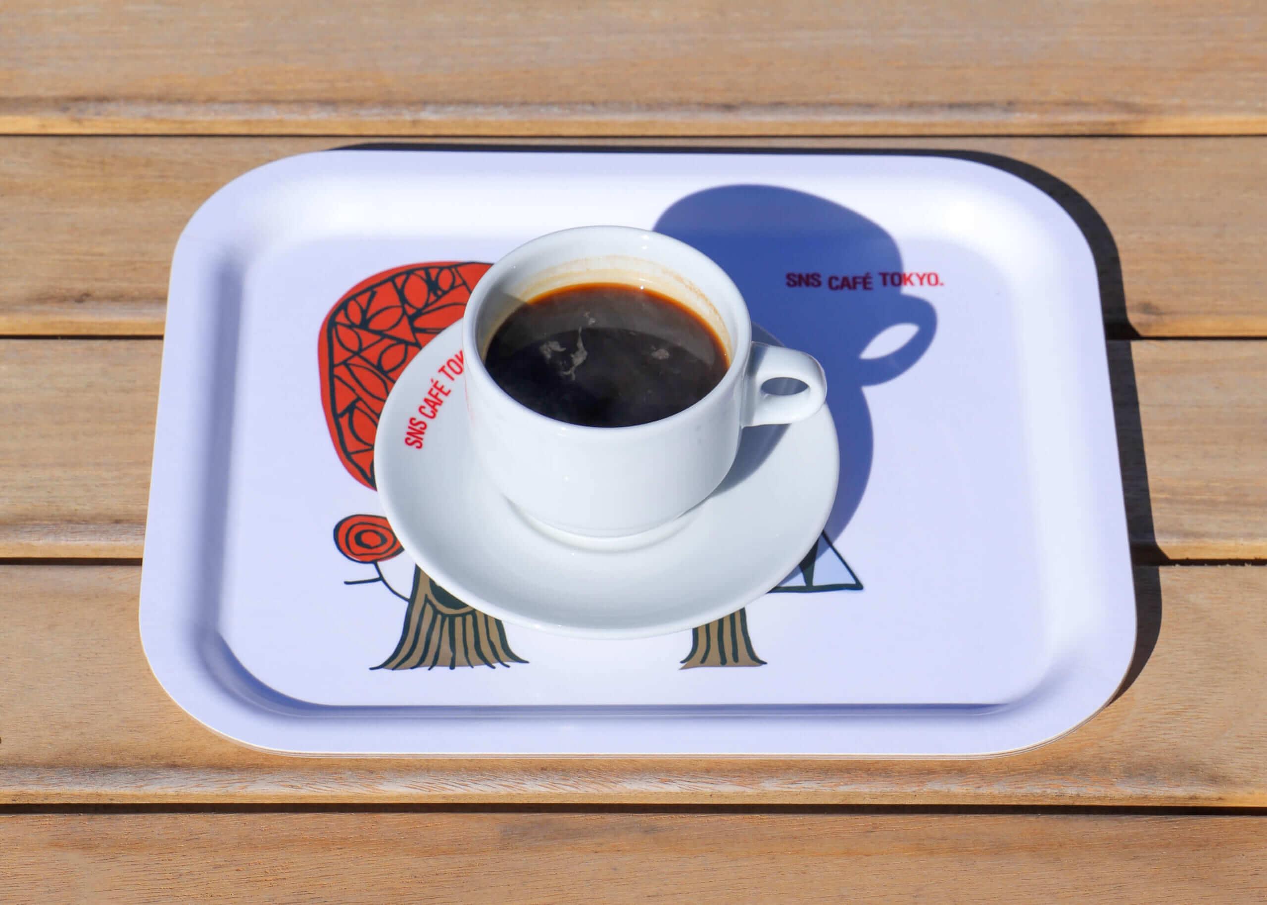 BLACK COFFEE/¥400(税抜き)