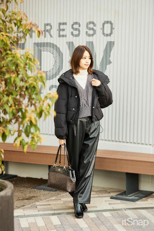 会社員・市野温咲サン/22歳(160cm)
