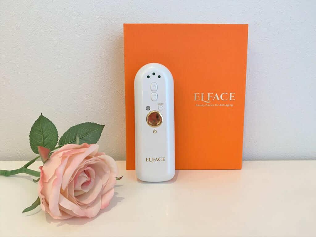 「ELFACE(エルフェイス)」で韓国美容皮膚科の効果をおうちで実感♪日本初上陸の美顔器ですっきり…
