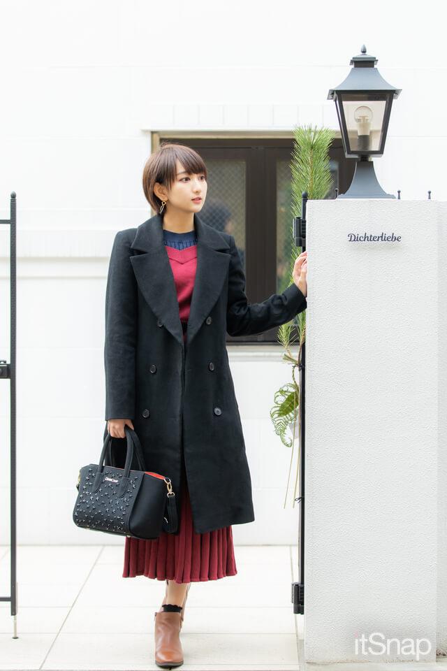 東京理科大学四年・村澤京サン/22歳(158cm)