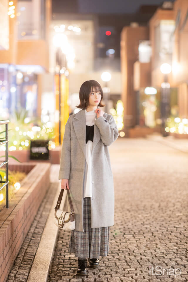 会社員・三関紗彩サン/23歳(162cm)