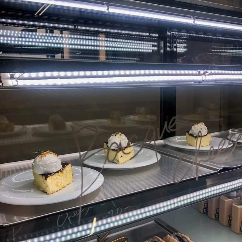 Cafe Dodam(カフェドダム)のチーズケーキ/¥700(税込み)