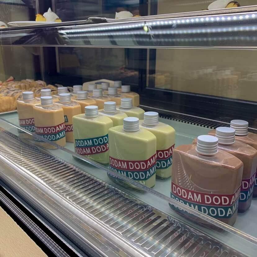 Cafe Dodam(カフェドダム)のボトルドリンク