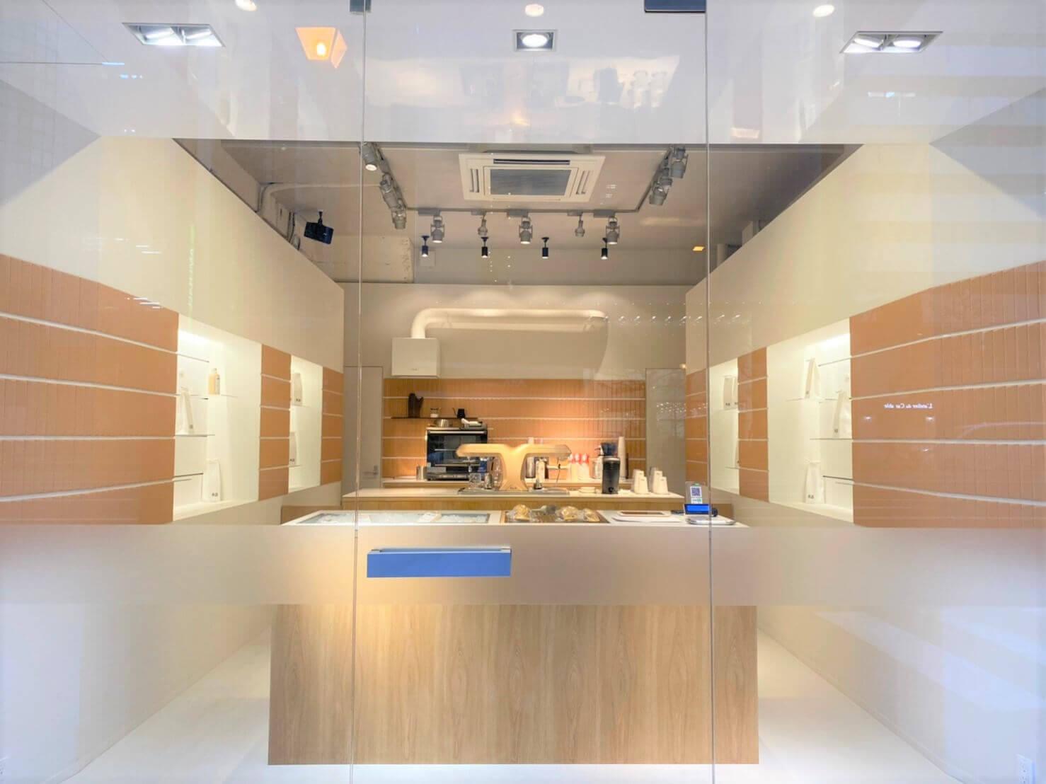 Cha Aoyama(チャ 青山)の店舗写真