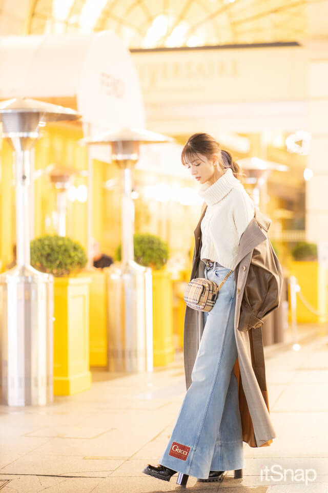アーティスト、モデル・満月あいりサン/28歳(167cm)