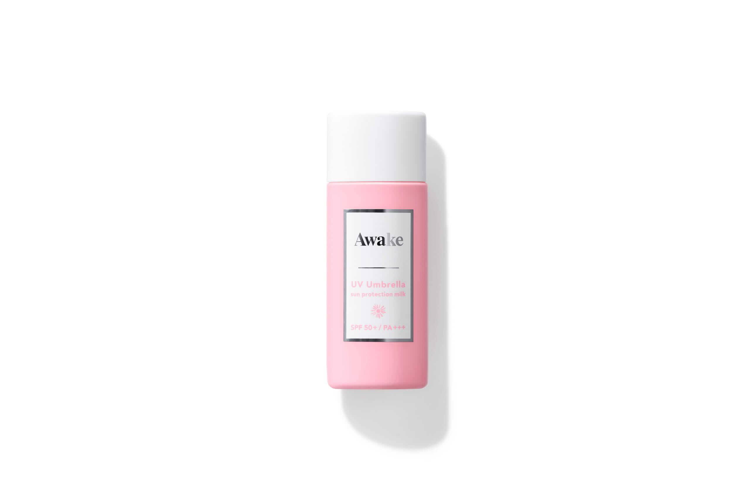 UV アンブレラ サンプロテクションミルク 50ml/¥3,300(税込み)