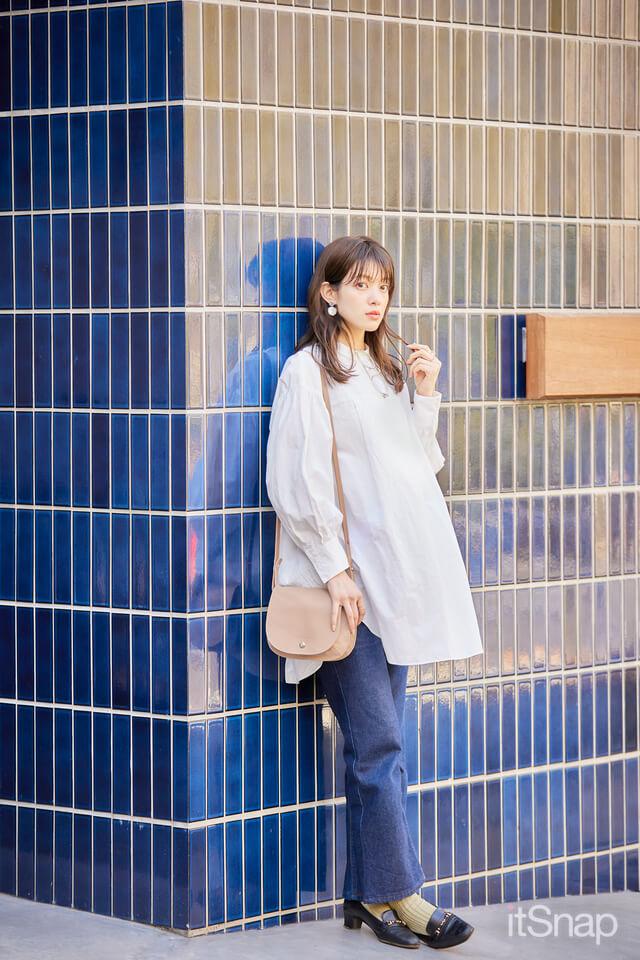 OL・Yukaサン/24歳(163cm)