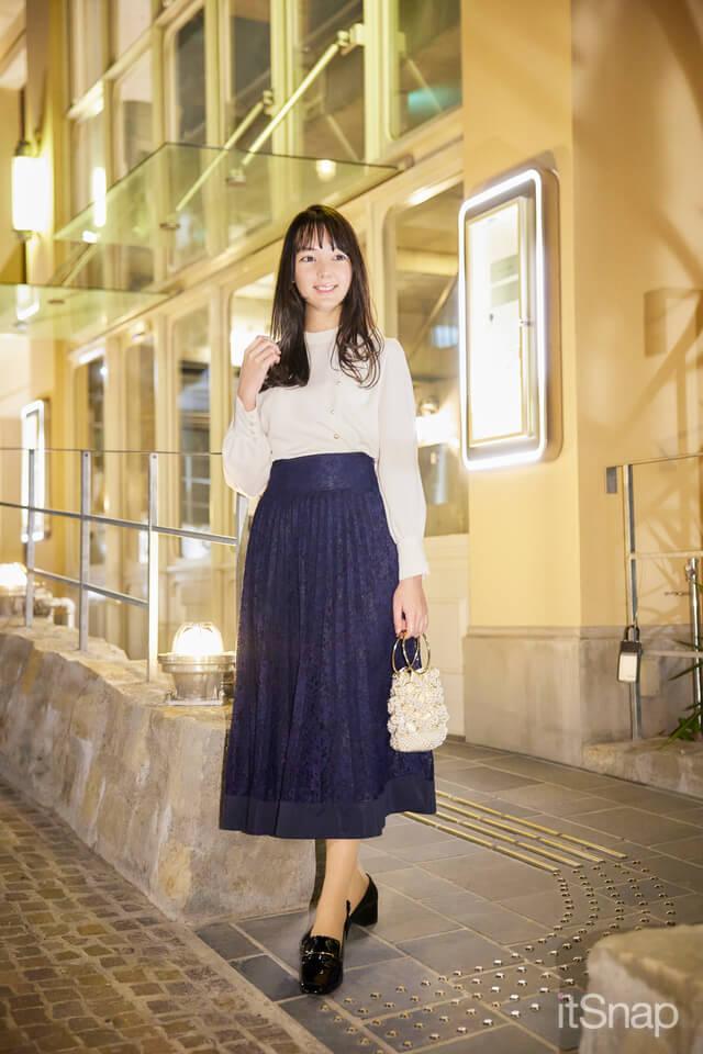 管理栄養士・怜奈サン/24歳(166cm)