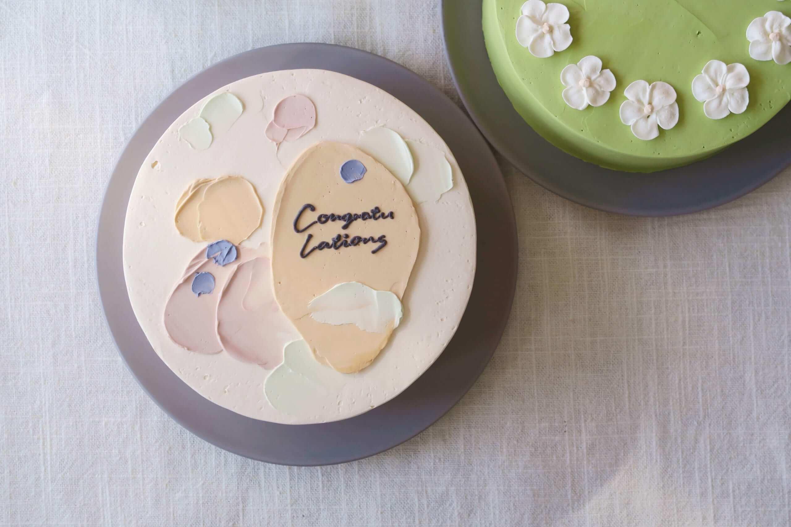 YUcake(ユーケイク)paint/¥4,500(税込み)