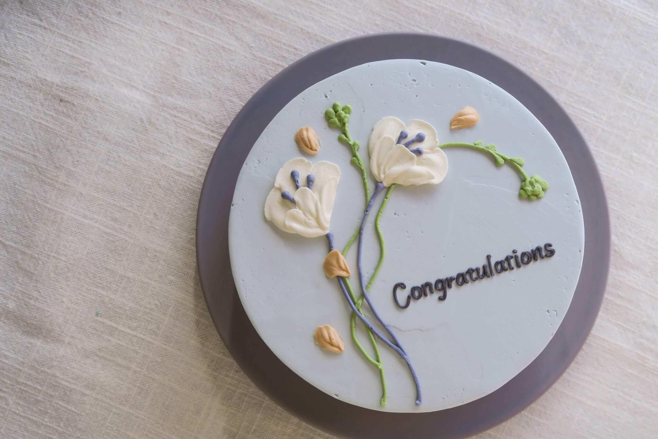 YUcake(ユーケイク)flower A/¥4,500(税込み)