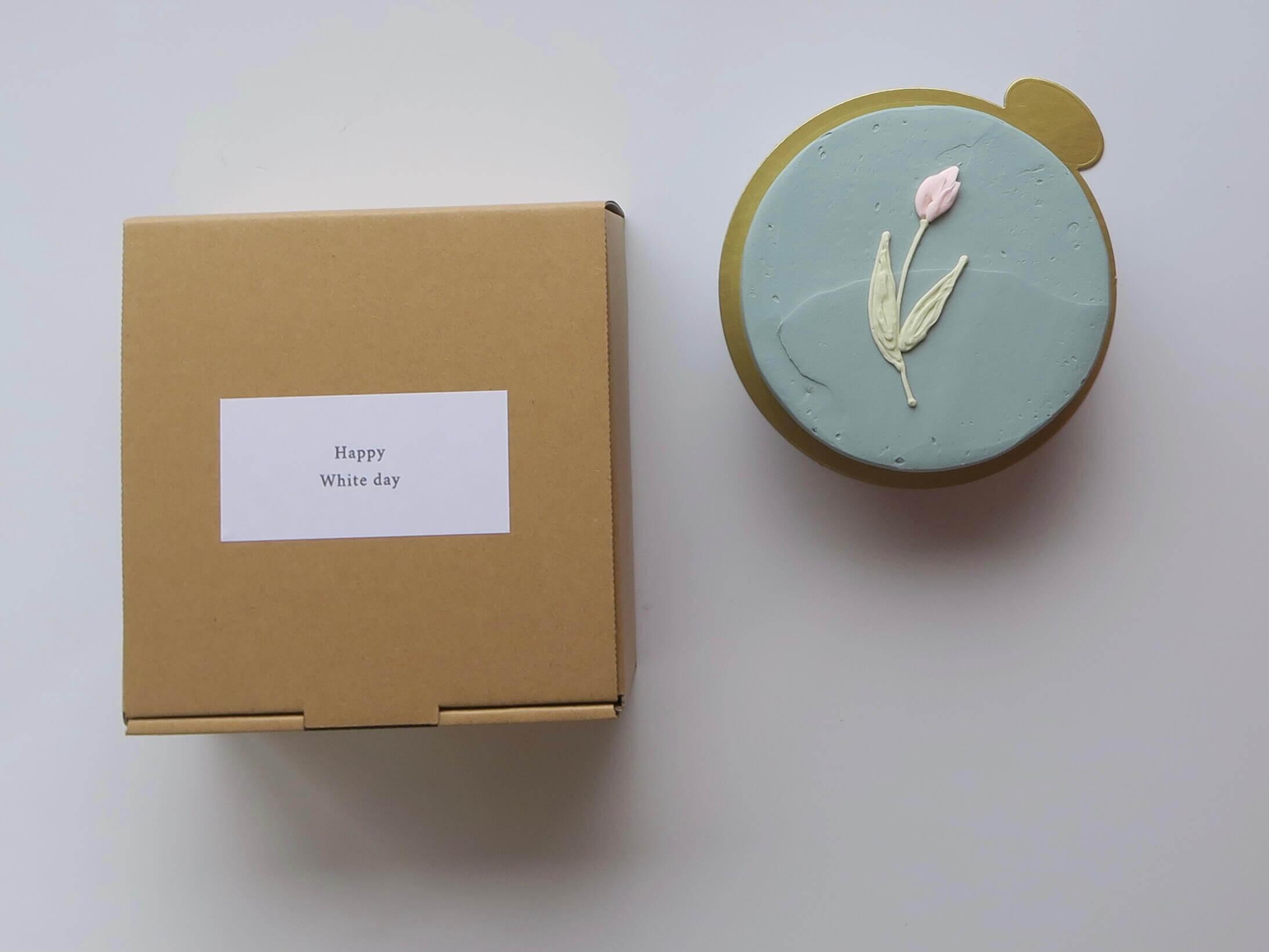 YUcake(ユーケイク)ホワイトデー限定デザインケーキ/¥3,960(税込み)