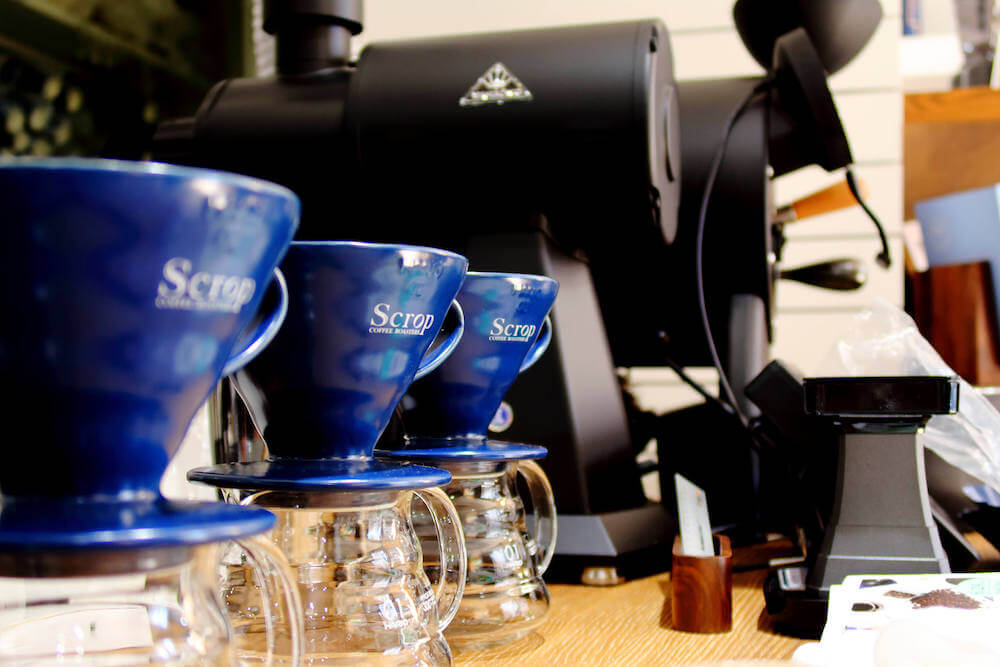 Scrop COFFEE ROASTERS(スクロップ コーヒー ロースターズ )