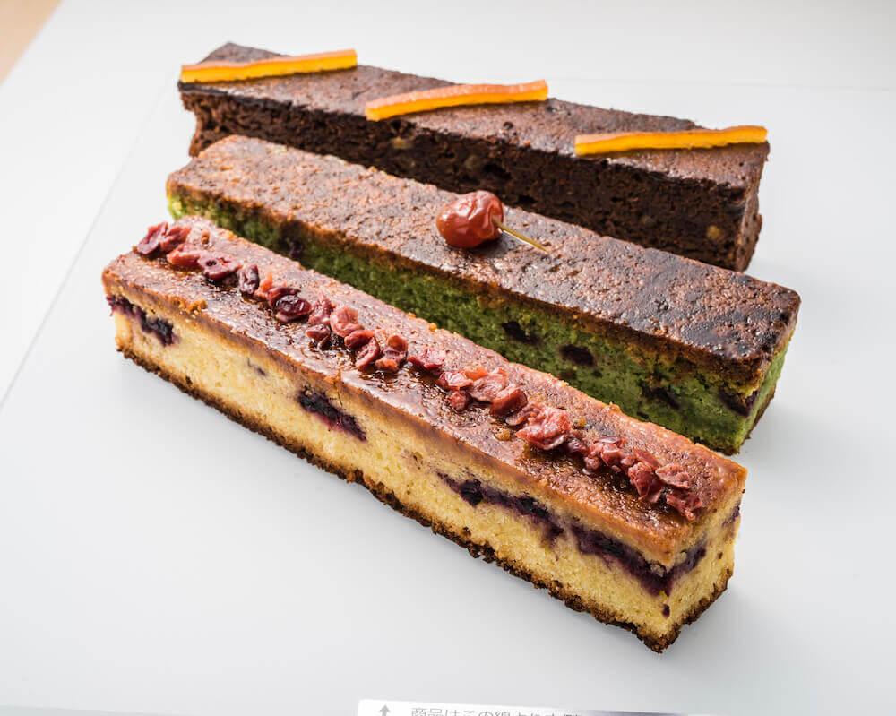 セバスチャン・ユベールのケーキ