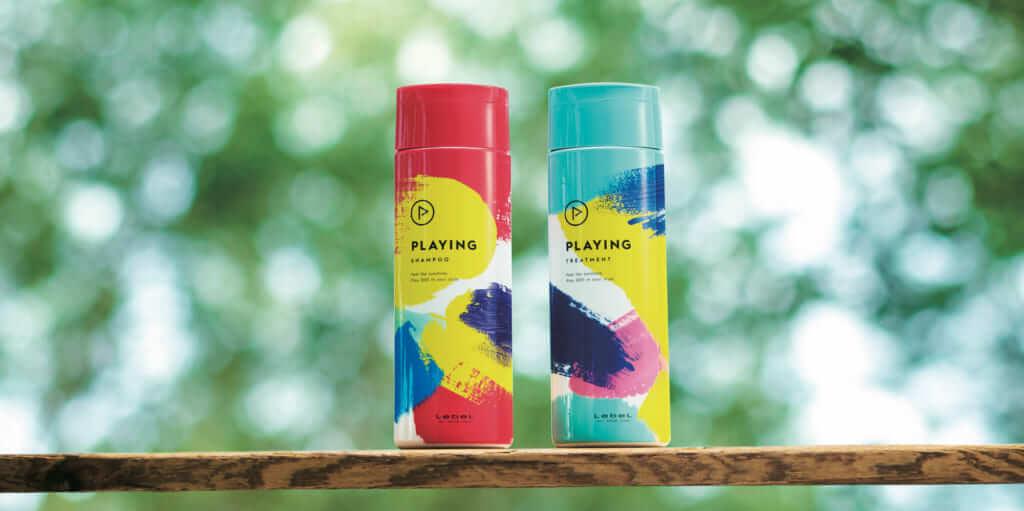 夏の頭皮と髪ストレスを解消☆「PLAYING21(プレイング21)」の夏限定ヘアケアシリーズが登場…