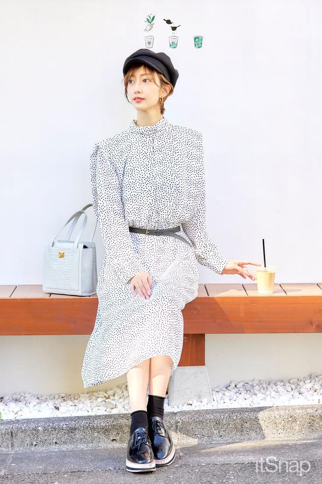 OL・高橋ユナさん/27歳(166cm)