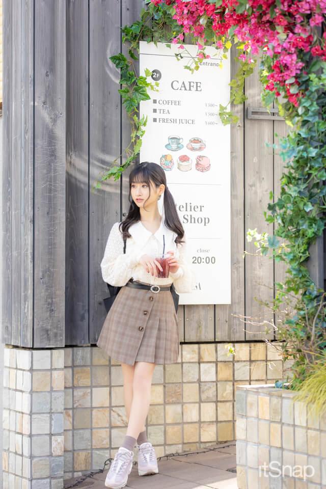 東京都立大学二年・小寺陽向サン/19歳(156cm)