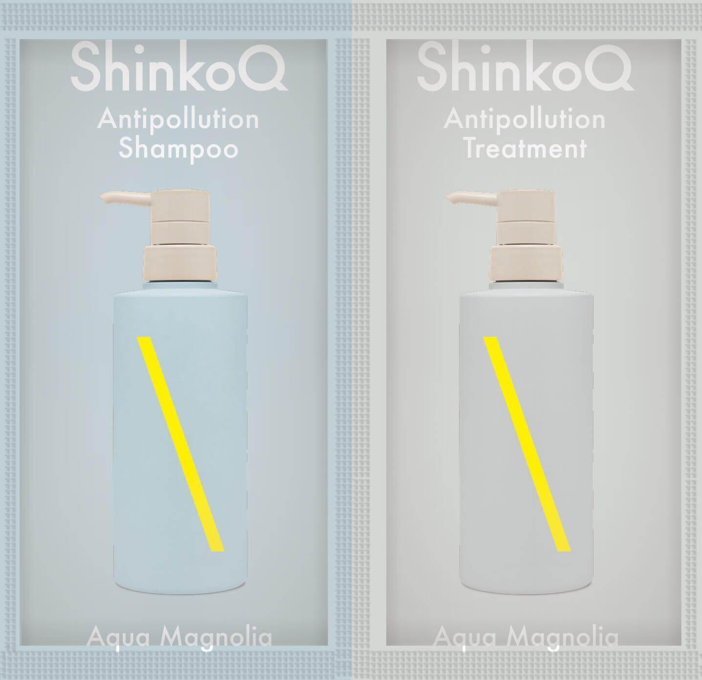 ShinkoQ(シンコキュウ)のAqua Magnoliaアクアマグノリアの香り