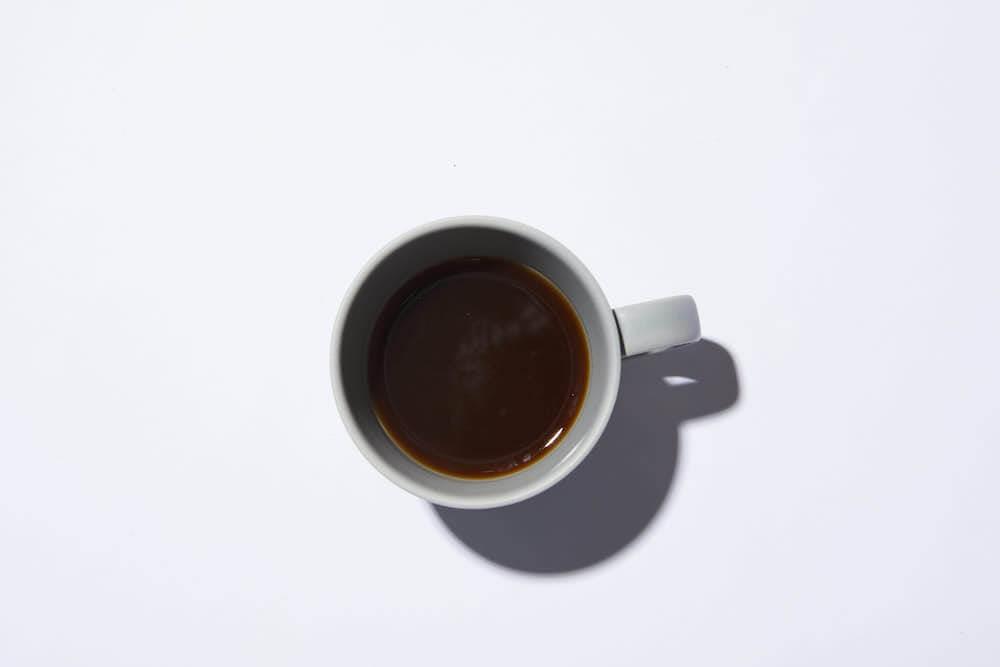 The Holiday LOUNGE(ザ ホリデイ ラウンジ)のドリップコーヒー/¥550(税込み)