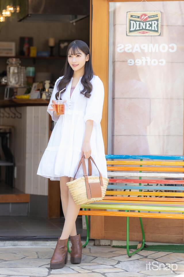 いちごコンシェルジュ・宮島るりかサン/22歳(155cm)