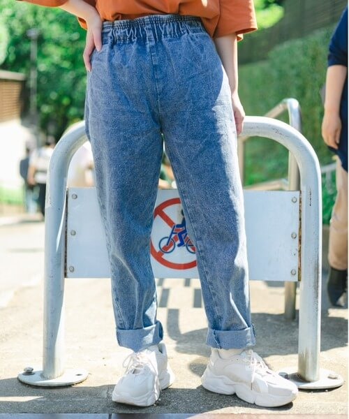 「nemne(ネンネ)」のアソートバルーンパンツ/¥2,595(税込み)