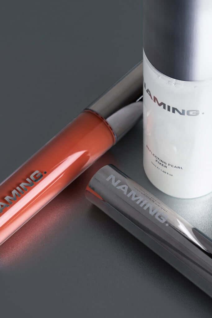 チークや眉マスカラで話題!韓国コスメ「NAMING.(ネイミング)」の新作は2種のリップ&パールフ…