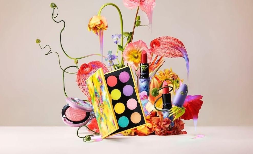 M·A·Cの2021年夏コスメ「ボタニック パニック」が限定発売!鮮やかな色合いのアイシャドウやリップ、ハイライトをチェック♡