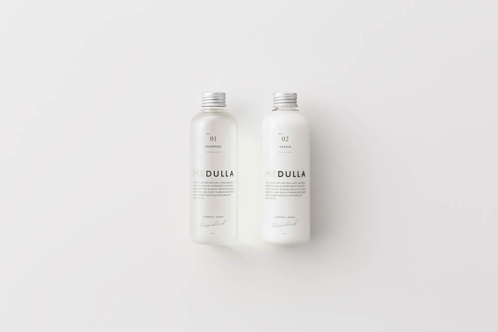 カスタマイズヘアケア「MEDULLA(メデュラ)」ホワイトムスクの香り(LIGHT)