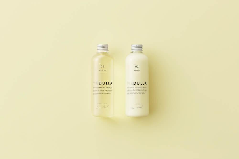 カスタマイズヘアケア「MEDULLA(メデュラ)」レモンライムの香り(SUN)