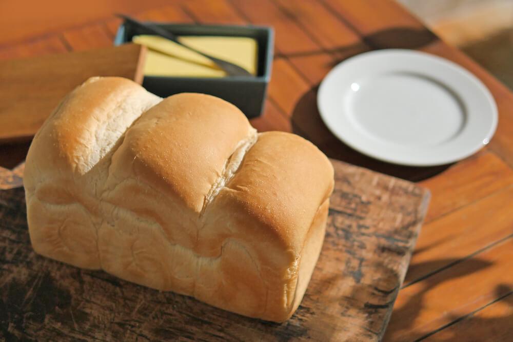 STEAM BREAD EBISU(スチームブレッド恵比寿)の焼いておいしい トースト#スチパン/¥800(税込み)